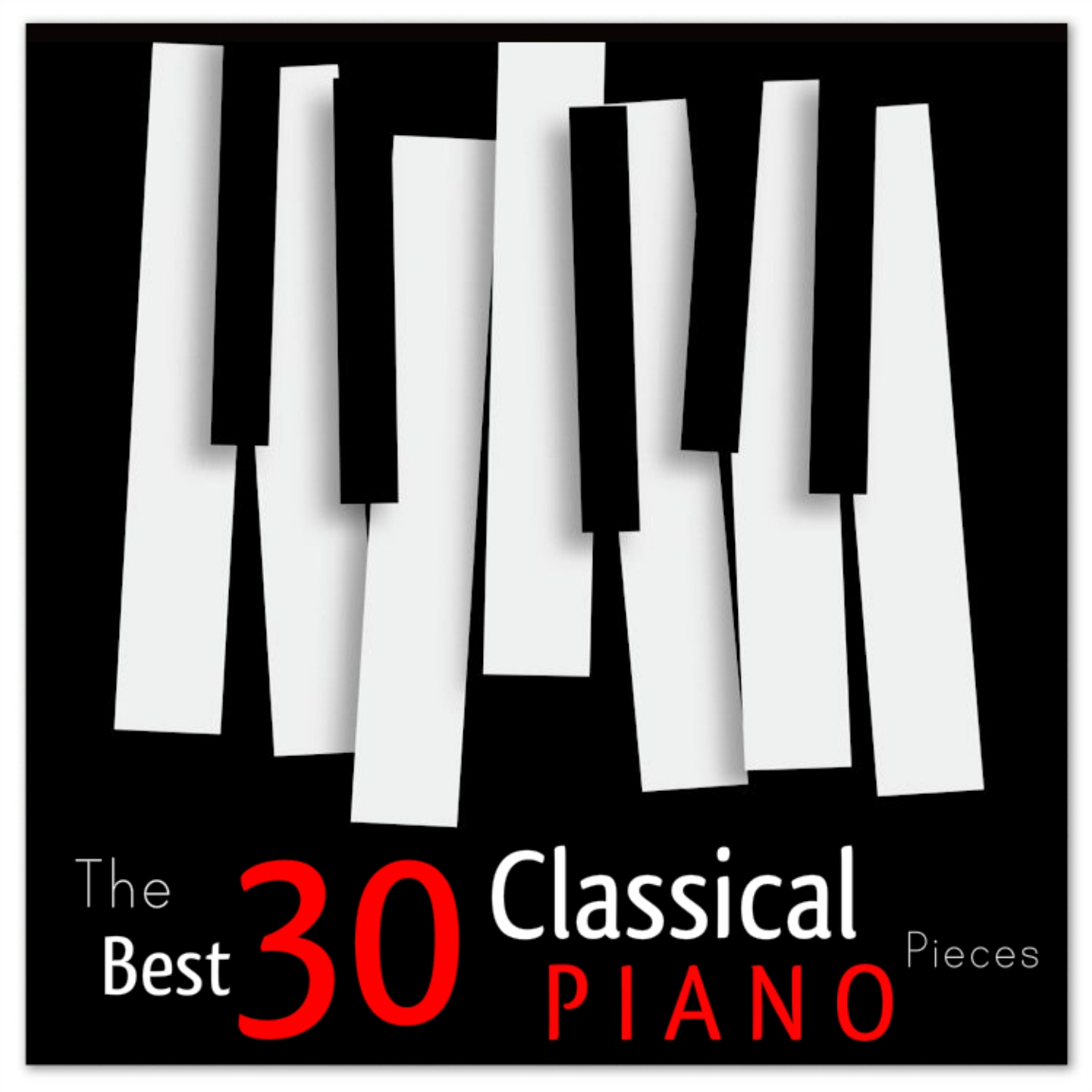 30 best classical piano