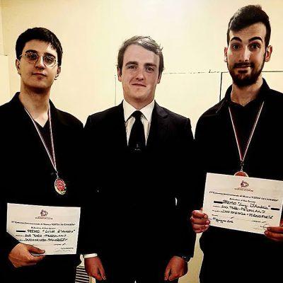 """XV Concorso Internazionale di Musica """"Città di Caserta"""", insieme Gerardo Andrea Toro e al S.A.R. Principe Don Giacomo di Borbone"""