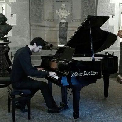 Piano City Napoli 2018 - Museo Filangieri