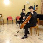 Salerno, concerto in duo con Gabriele Melone, Archivio di Stato