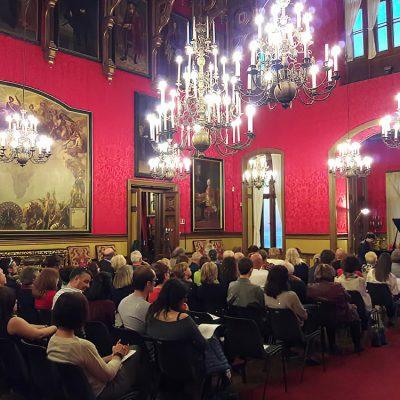 Concerto solista al castello Miramare di Trieste per la rassegna Concerti al Castello, associazione Arte e Musica