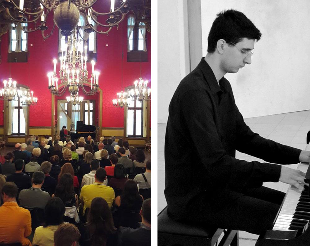 Concerti Aldo Roberto Pessolano