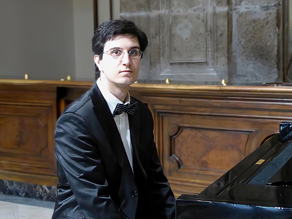 Aldo Roberto Pessolano, concerto a Palazzo Zevallos Napoli, Associazione Alessandro Scarlatti